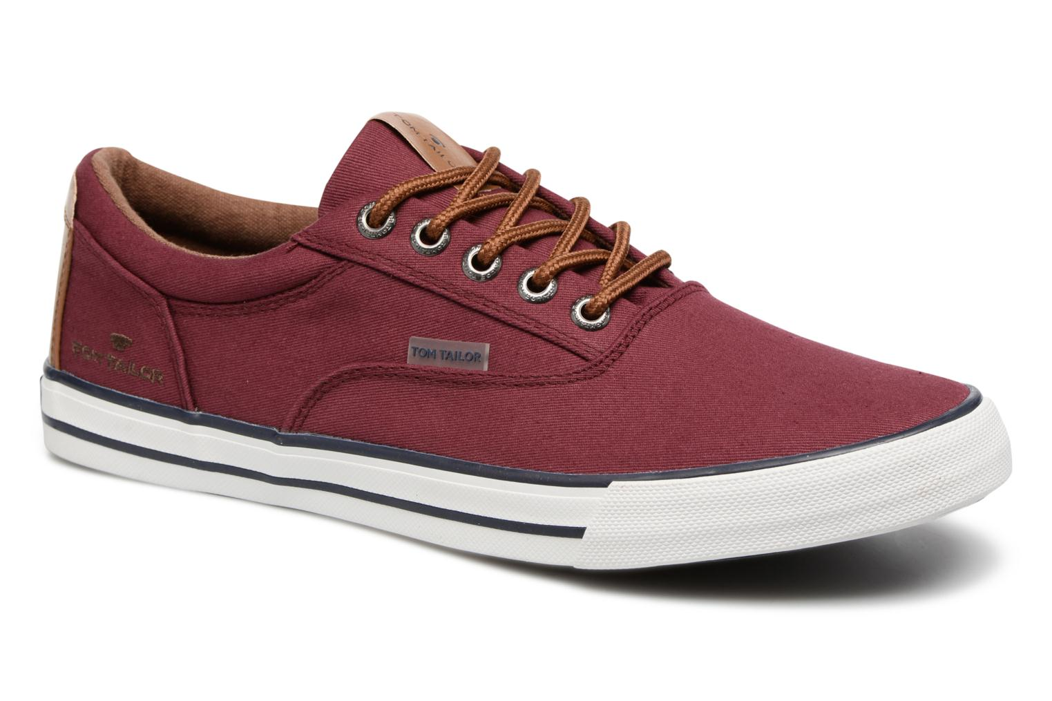 Sneakers Tom Tailor Bordeaux