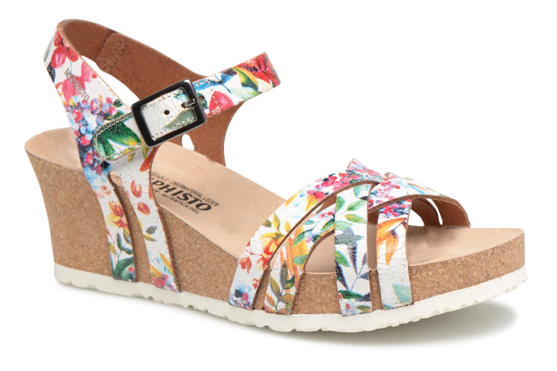 mephisto lanny sandalen f r damen mehrfarbig bei sarenza g nstig schnell einkaufen. Black Bedroom Furniture Sets. Home Design Ideas
