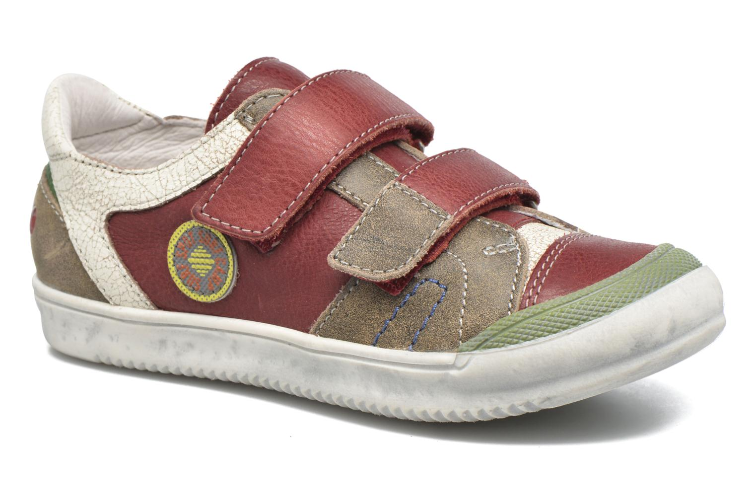 Sneakers GBB Rood