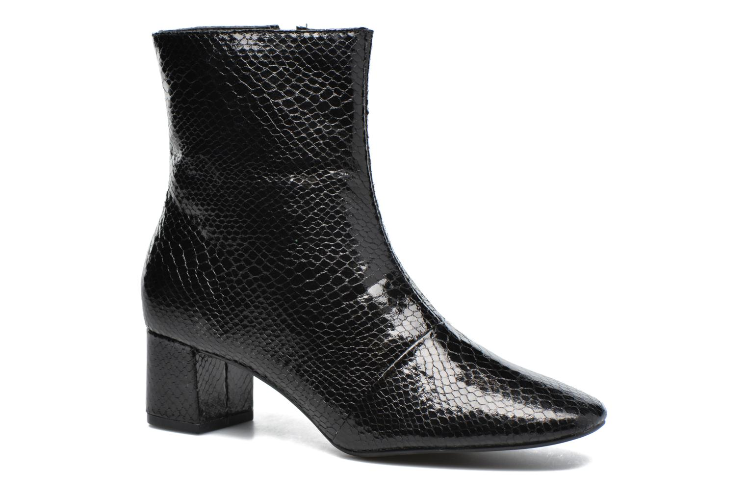 Danny Boot Snake Black by PiecesRebajas - 30%