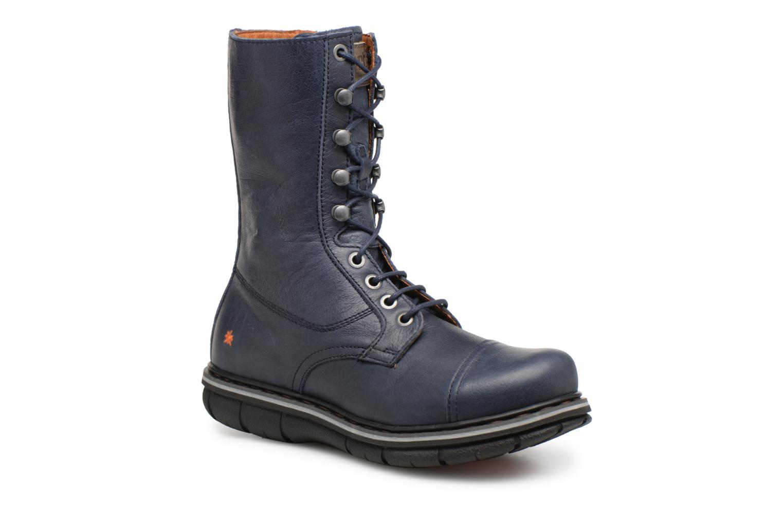 Boots en enkellaarsjes Art Blauw