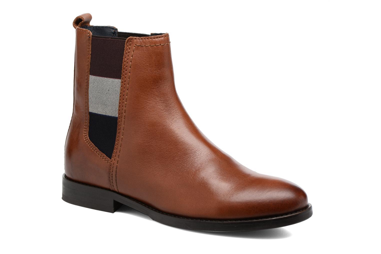 Boots en enkellaarsjes Tommy Hilfiger Bruin