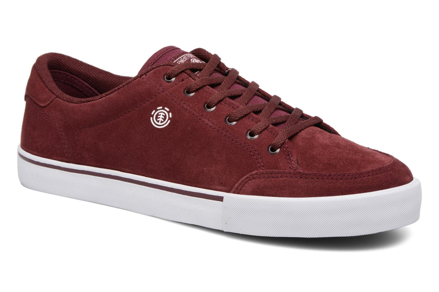 Sneakers Element Bordeaux