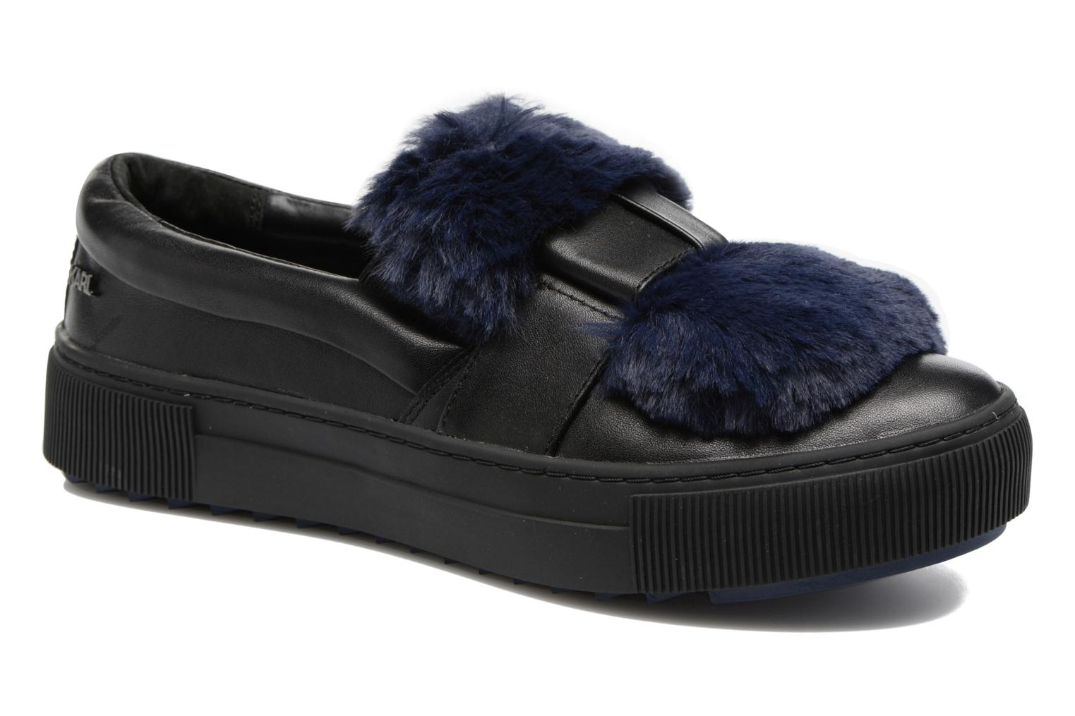 Luxor Kup PomBow Slip On by Karl LagerfeldRebajas - 20%