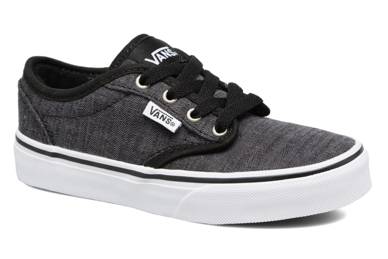 Zwarte Sneakers van Vans maat 29 | Voordelig via AlleSchoenen.BE