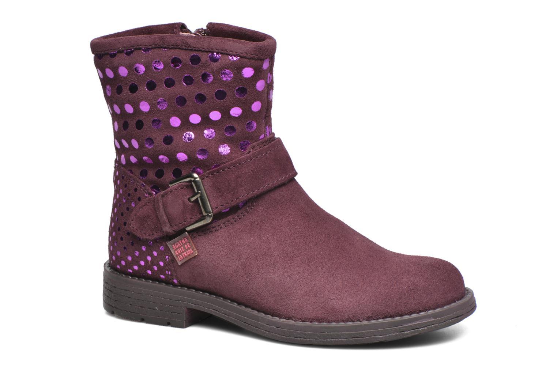Boots en enkellaarsjes Agatha Ruiz de la Prada Bordeaux