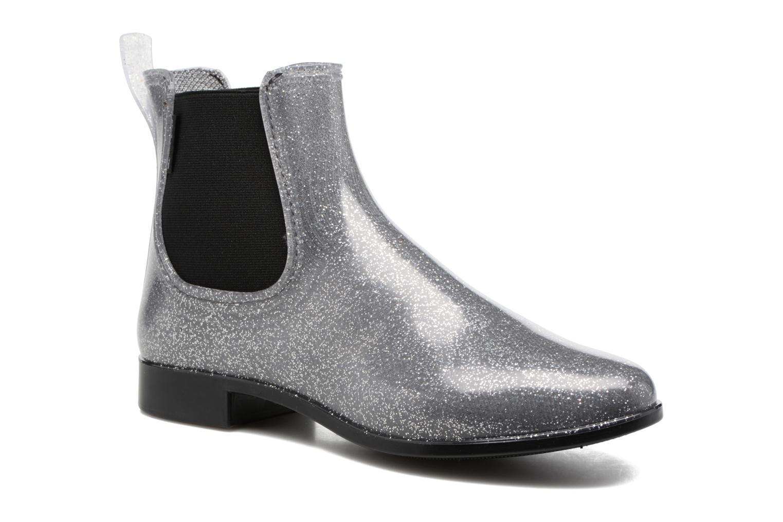 Boots en enkellaarsjes Méduse Zilver