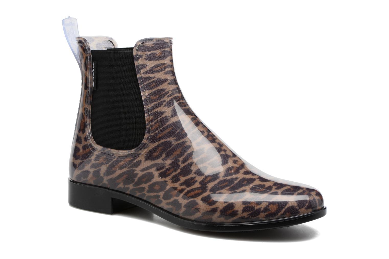 Boots en enkellaarsjes Méduse Bruin