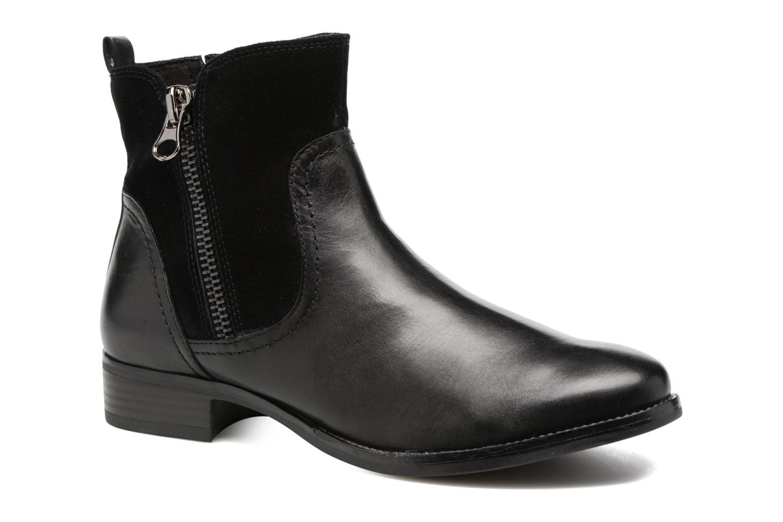 Boots en enkellaarsjes Caprice Zwart