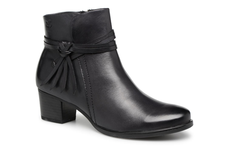 Boots en enkellaarsjes Caprice Blauw