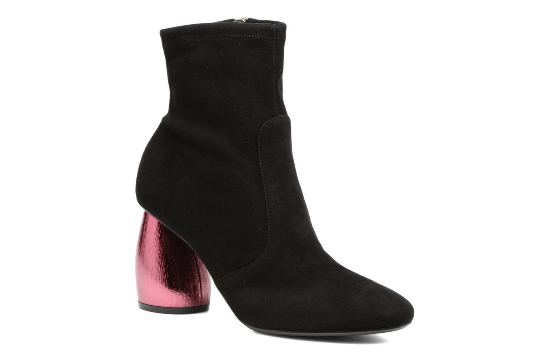Boots en enkellaarsjes Carven Zwart
