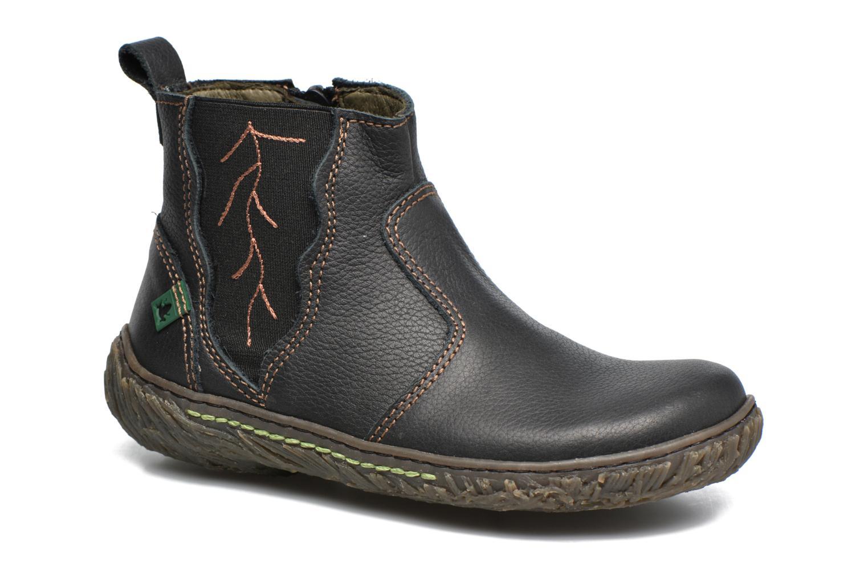 Boots en enkellaarsjes El Naturalista Zwart