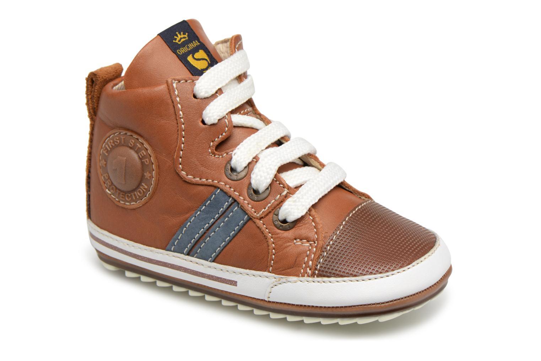 Boots en enkellaarsjes Shoesme Bruin