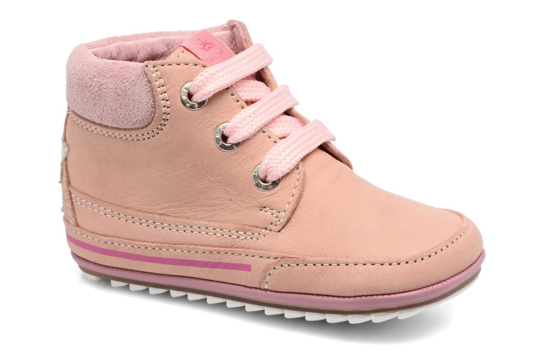 Boots en enkellaarsjes Shoesme Roze