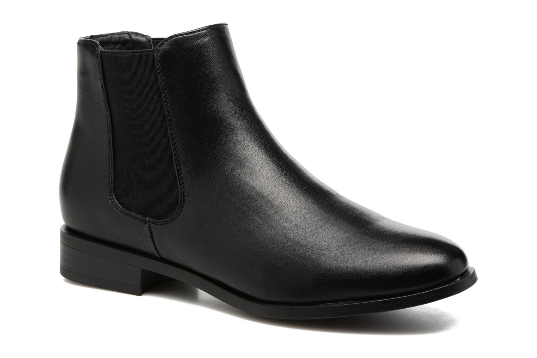 Boots en enkellaarsjes ONLY Zwart