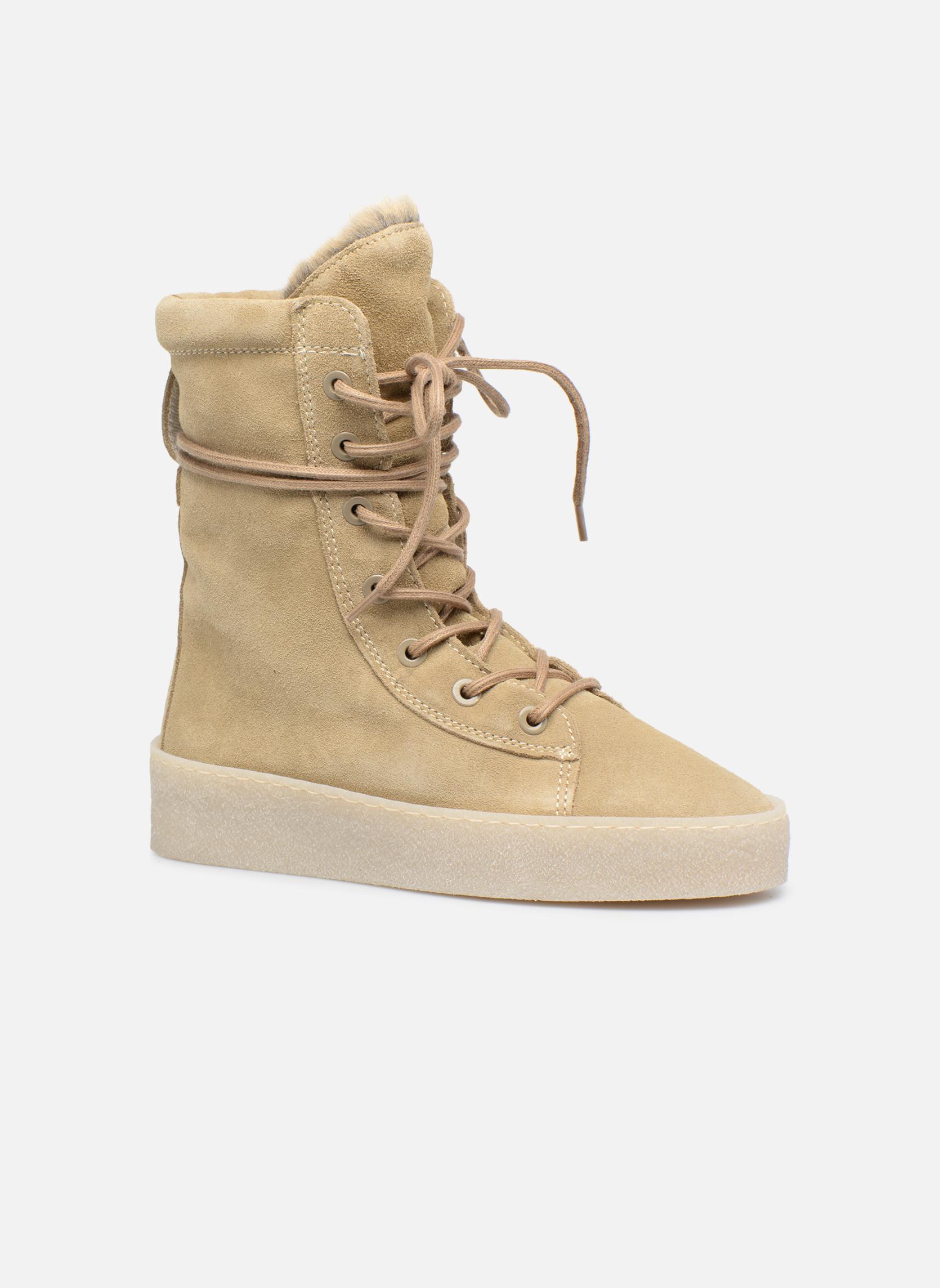 Boots en enkellaarsjes Bronx Beige