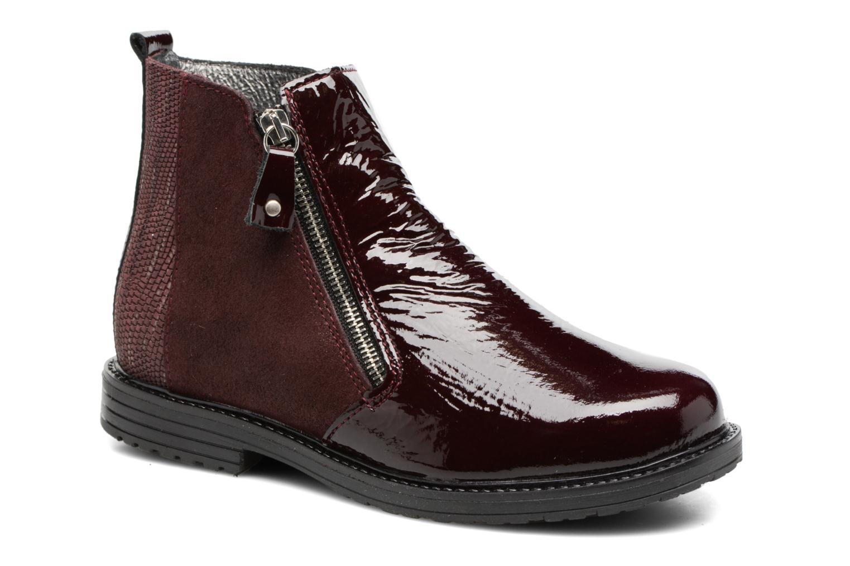 Boots en enkellaarsjes Bopy Bordeaux