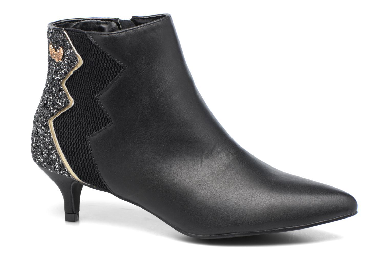 Boots en enkellaarsjes Kaporal Zwart