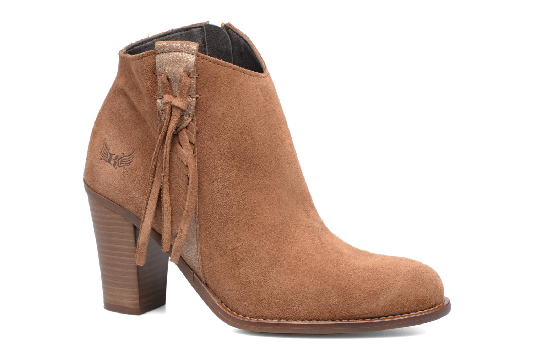 Boots en enkellaarsjes Kaporal Bruin