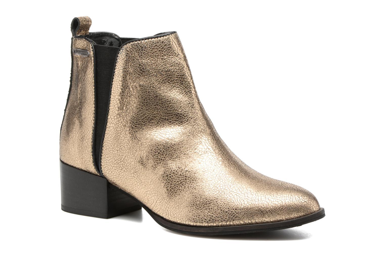 Boots en enkellaarsjes Pepe jeans Goud en brons