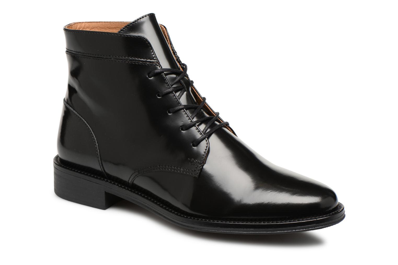 Boots en enkellaarsjes Schmoove Woman Zwart