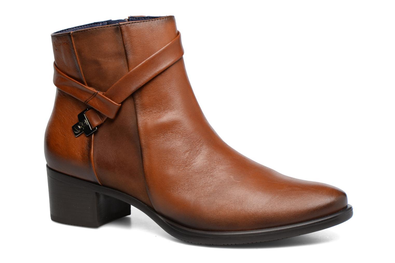 Boots en enkellaarsjes Dorking Bruin