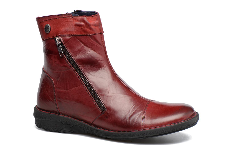 Boots en enkellaarsjes Dorking Bordeaux