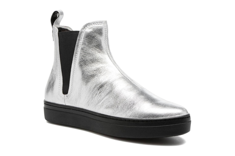 Boots en enkellaarsjes Vagabond Zilver