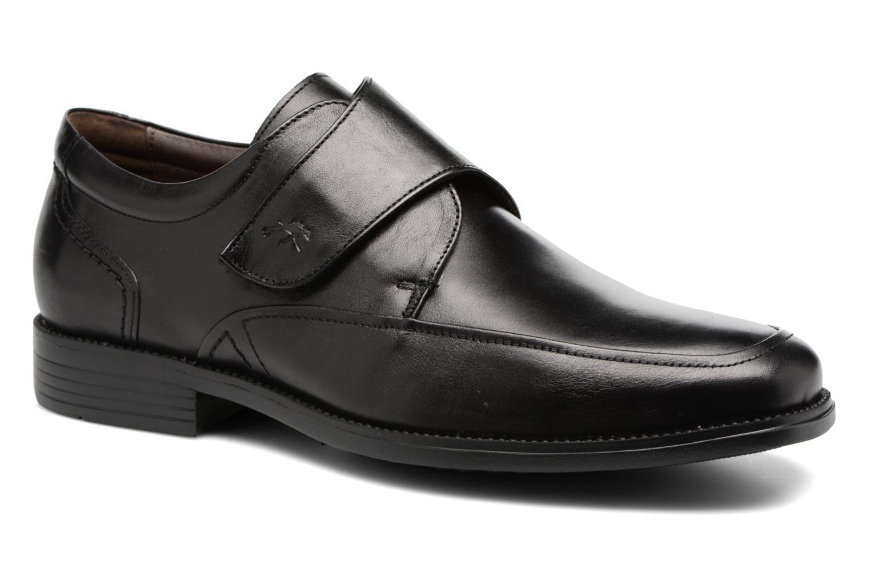 Schoenen met klitteband Fluchos Zwart