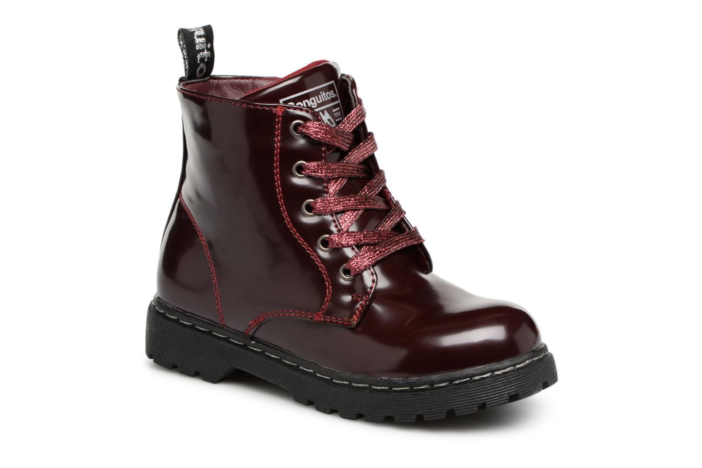Boots en enkellaarsjes Conguitos Bordeaux