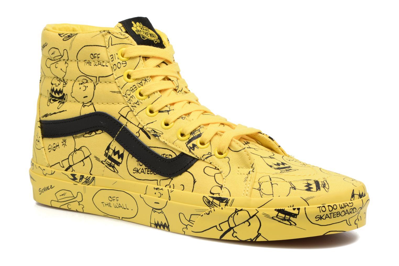 Sneakers Vans Geel