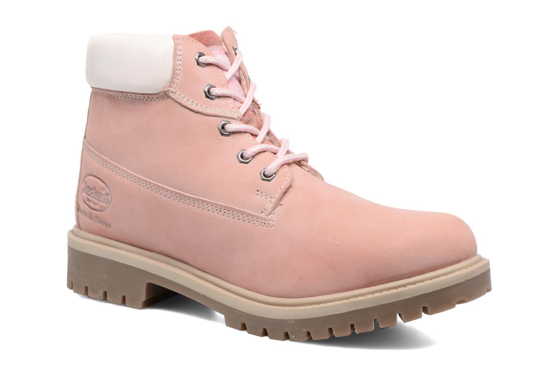 Boots en enkellaarsjes Dockers Roze