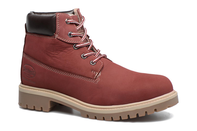 Boots en enkellaarsjes Dockers Bordeaux