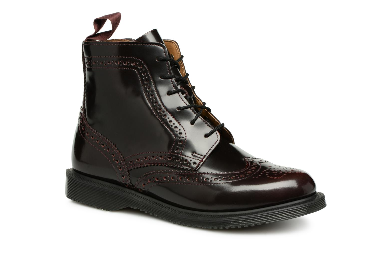 Boots en enkellaarsjes Dr. Martens Bordeaux