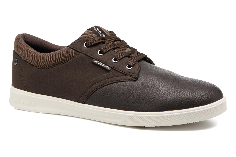 JFWGASTON PU MIX - Sneaker für Herren / braun