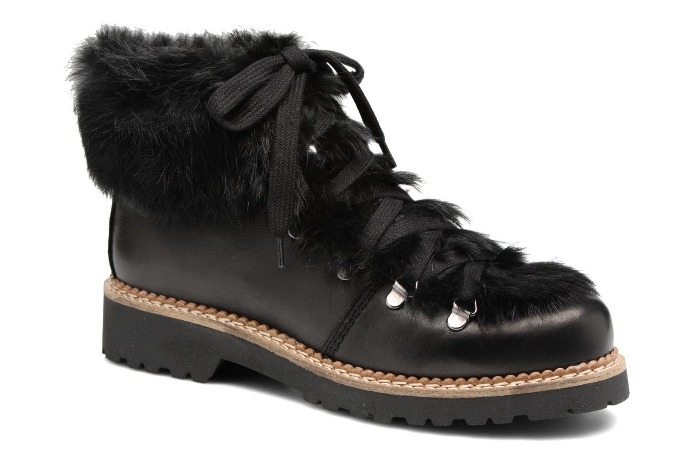 Boots en enkellaarsjes COSMOPARIS Zwart