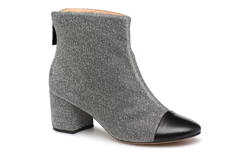 Boots en enkellaarsjes COSMOPARIS Zilver