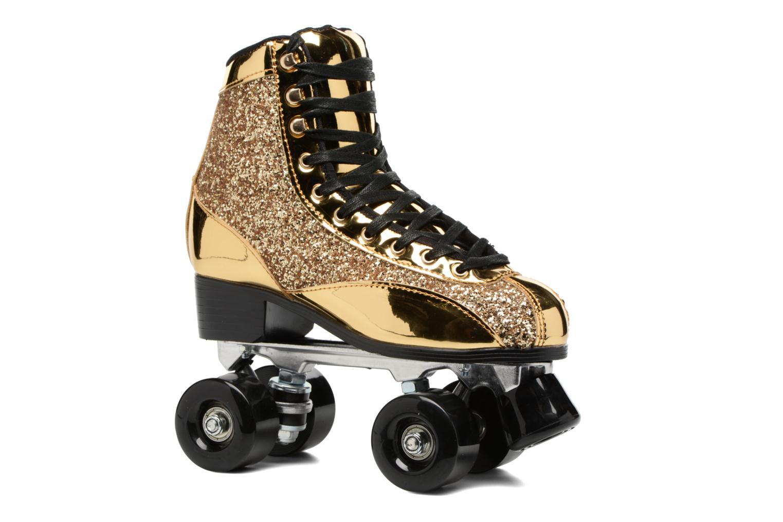 Boots en enkellaarsjes COSMOPARIS Goud en brons