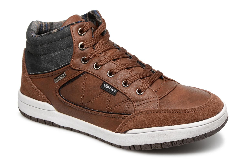 Sneakers LICO Bruin