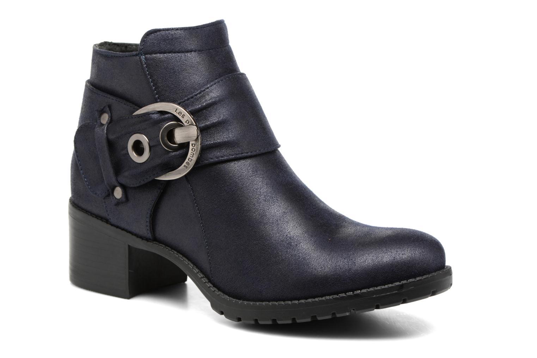 Boots en enkellaarsjes Les P'tites Bombes Blauw