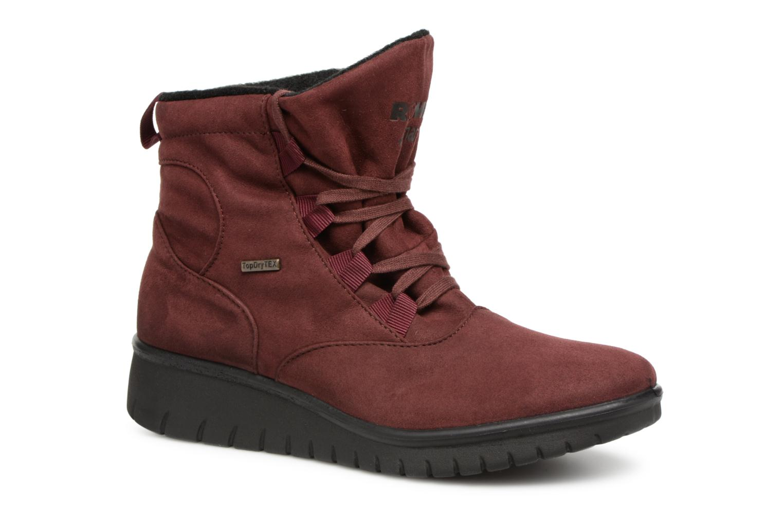 Boots en enkellaarsjes Romika Rood