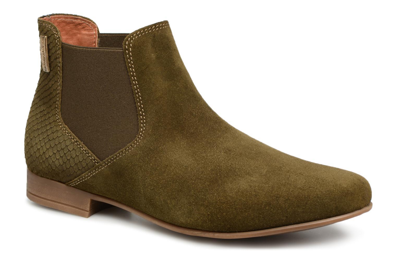 Boots en enkellaarsjes Les Tropéziennes par M Belarbi Groen