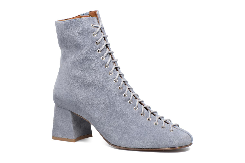 Boots en enkellaarsjes By Far Blauw