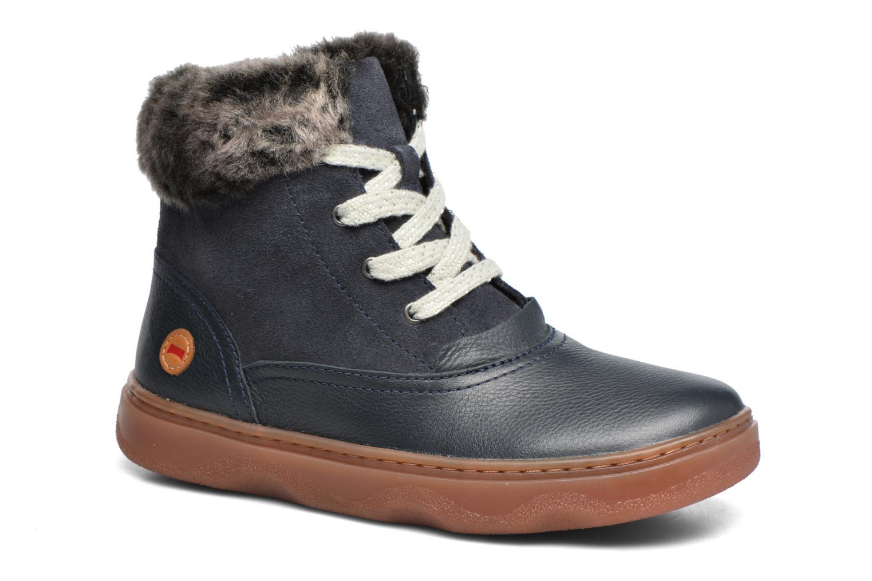 Boots en enkellaarsjes Camper Blauw