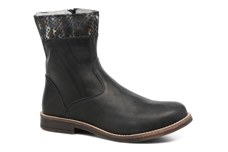 Boots en enkellaarsjes Minibel Zwart
