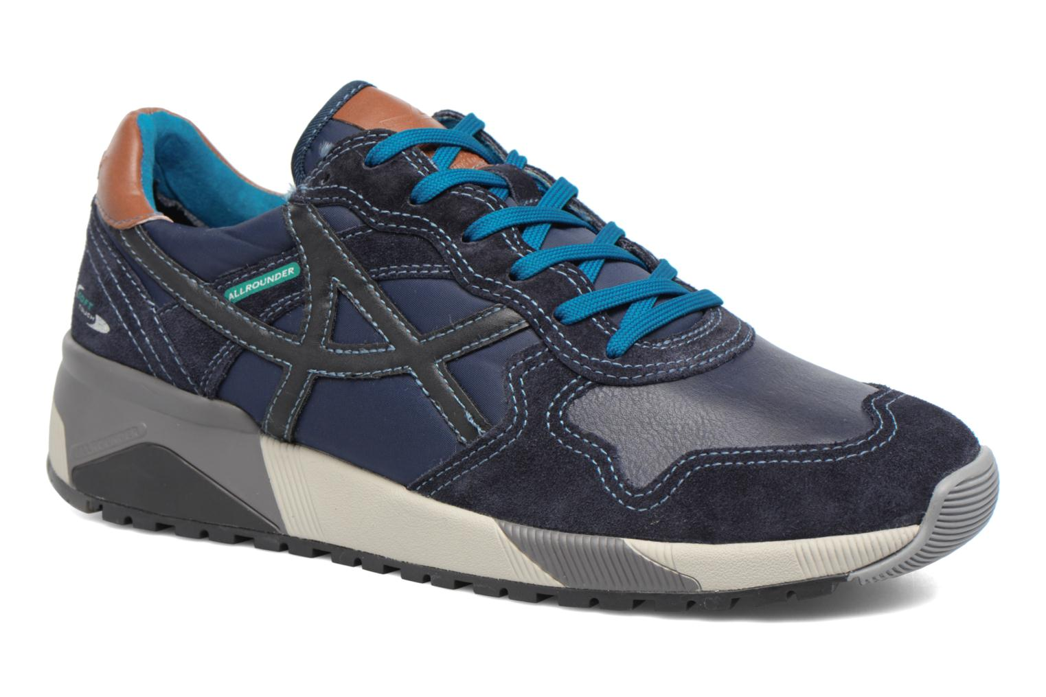 Sneakers Allrounder by Mephisto Blauw
