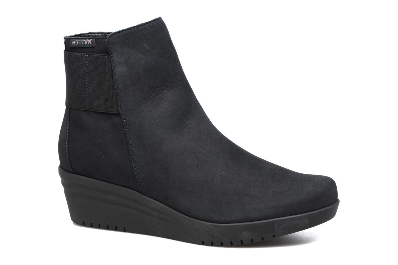 Boots en enkellaarsjes Mephisto Blauw