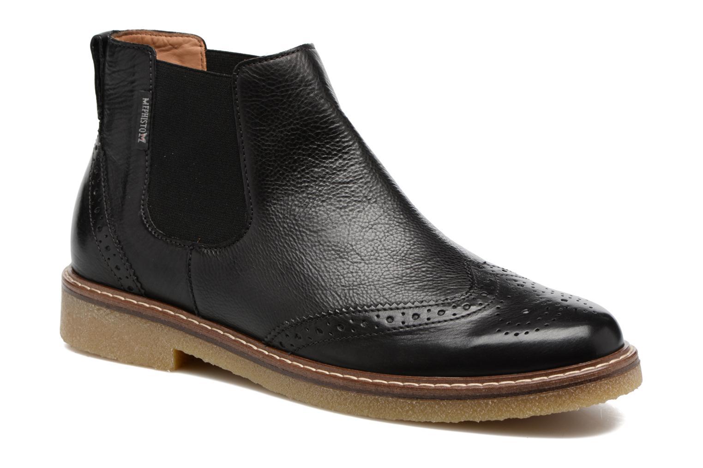 Boots en enkellaarsjes Mephisto Zwart