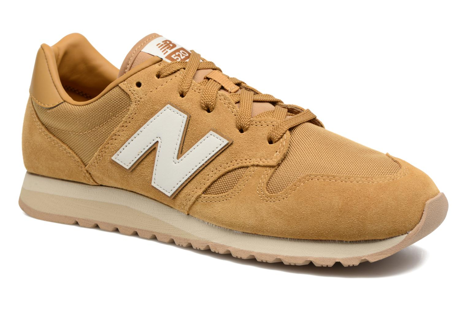 Sneakers New Balance Geel