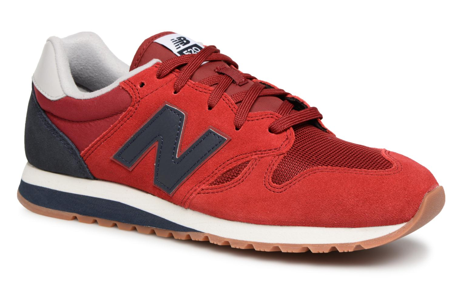 Sneakers New Balance Rood
